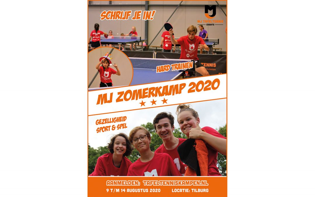 MJ Zomerkamp  2020