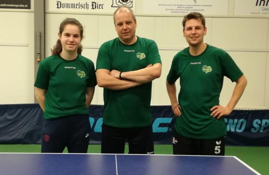 TTV Maashorst op zoek naar hoofdklassespeler